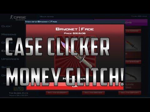 case clicker hacks