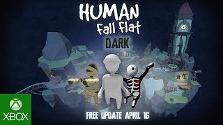 Human: Fall Flat Dark update available April 16