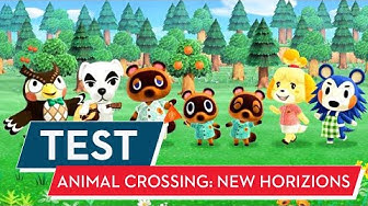 Animal Crossing: New Horizons Test / Review: Reif für die Insel