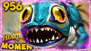 HOLY CRAB! Those Murlocs Got DESTROYED | Hearthstone Daily Moments Ep.956