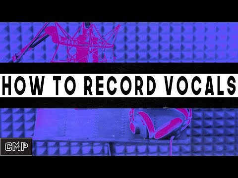 How to Record Vocals | Presonus Studio One 3.5 Set Up