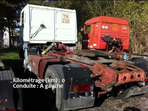 tracteur routier autre renault r340 youtube. Black Bedroom Furniture Sets. Home Design Ideas