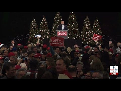 LIVE Stream: President-Elect Donald Trump Rally in West Allis, WI 12/13/16