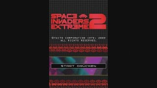 Space Invaders Extreme 2 Longplay (Nintendo DS)