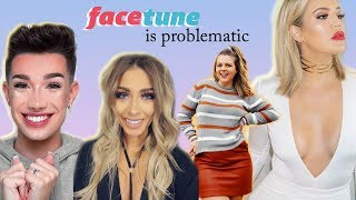 The Normalization of Facetune is Problematic