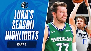 Luka's Top Plays Of The Season So Far! 👀