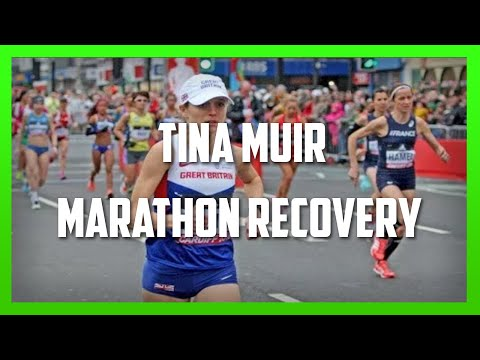 Speed-up Your Marathon Recovery - Tina Muir - Elite GB Distance Runner