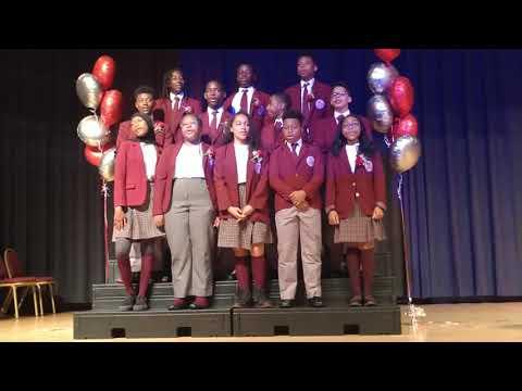 "Girard College 2018 8th Gr. Graduation ""Count On Me"" ~ Bruno Mars"