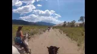 Ranch Colorado - Galop et ambiance western - Randocheval