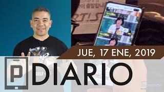 Samsung Galaxy S10 Plus en publico - Pocketnow a Diario