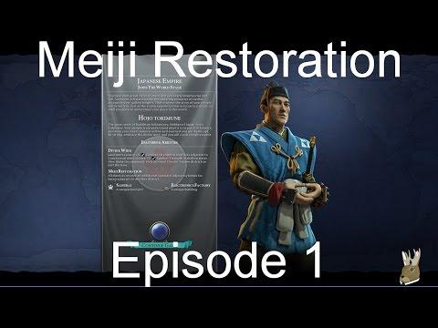 Meiji Restoration - Let