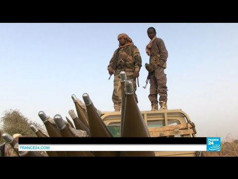 NIGER - Bosso a ghost town after Boko Haram attack