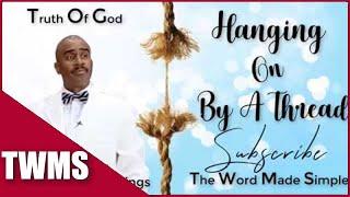 Apostle Gino Jennings - Rare Video 7 Day Fast Powerful Teaching | A...