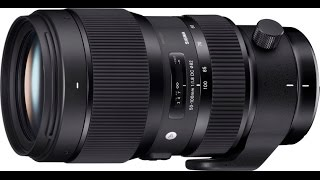 Sigma 50-100mm F1.8 ART Lens Preview: Is it worth $1,099?