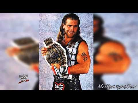 1992: Shawn Michaels 1st WWE Theme Song -