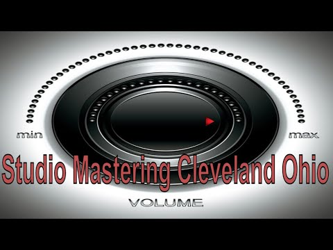 (Studio Mastering Cleveland Ohio) Master Audio To Music Delivery ⭐✅