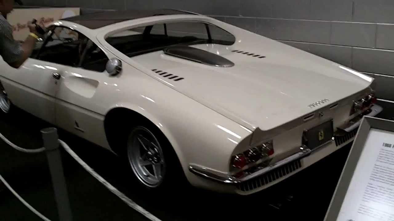 Rare 3 Seater Ferrari 365p Youtube
