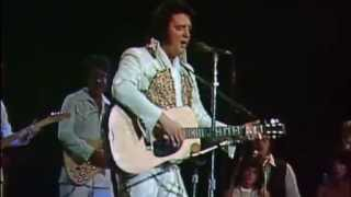 ELVIS - ARE YOU LONESOME TONIGHT - 21 JUIN 1977