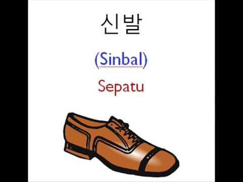 kosa kata bahasa korea(korean vocabulary chapter #2 Noun)