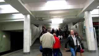 Перегон Автозаводская - Коломенская // 1 сентября 2012 года