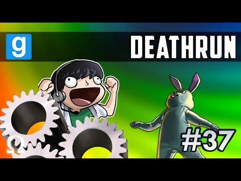 INDUSTRIAL TROUBLE, BUTT OF DOOM! | GMOD Lifewalk #37 Garry's Mod Ft. Friends!