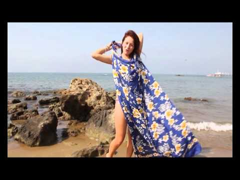 Оренбургский пуховый платок - YouTube
