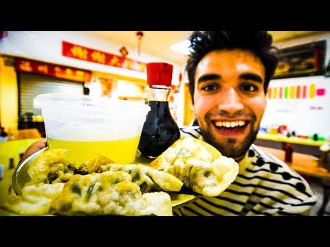 Living Cheap in NYC - The Dollar Dumpling Challenge!