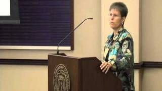 TCU Fall Research Symposium - Dr. Debbie Rhea, Part 1