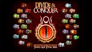 Установка Divide and Conquer v2.2 [Medieval 2: Total War + Third Age (3.2)]
