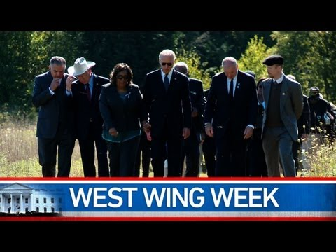 "West Wing Week: 09/14/12 or ""Eleven"""