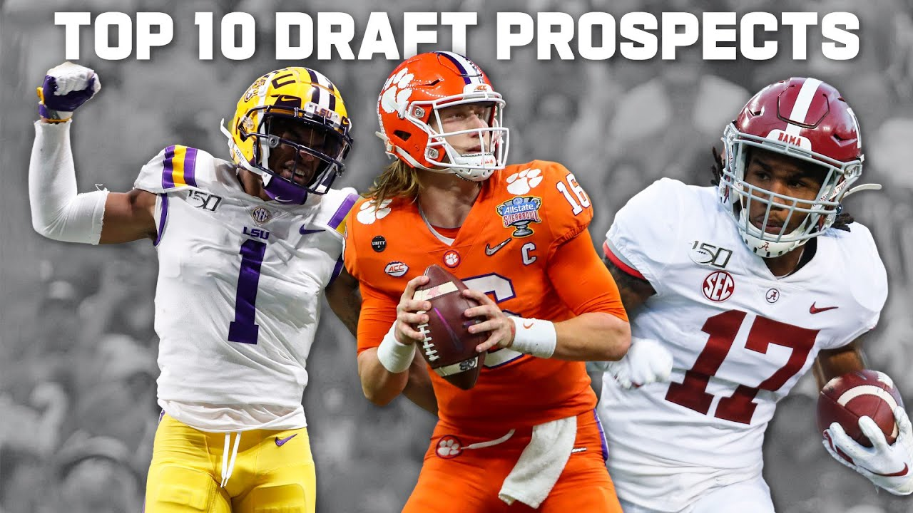 Top 10 NFL Draft Prospects