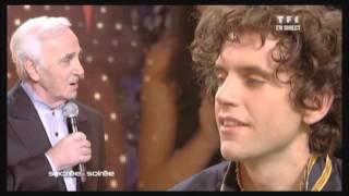CHARLES AZNAVOUR LA BOHEME  TV 2009