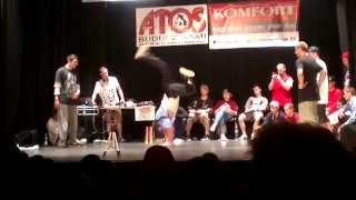 Biłgo-Rajskie-Battle 2013: Finał (1 miejsce) - Bruk Style vs Warsaw Fellaz