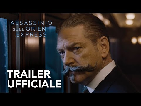 Assassinio sull'Orient Express | Trailer Ufficiale #2 | 20th Century Fox 2017