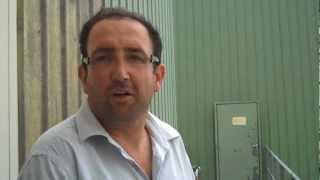 Une usine d'alimentation animale en Mayenne 2/2