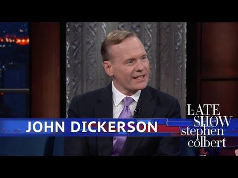 John Dickerson: What Happens If Trump Declines Mueller Interview