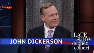John Dickerson: What Happens If Trump Declines Mueller Interview