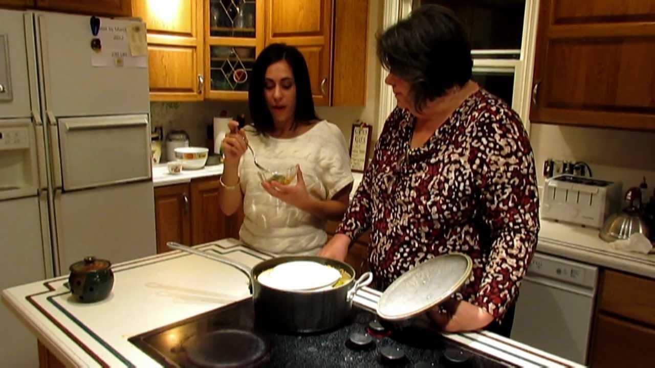 Aunt Janet S Kitchen Lebanese Grape Leaves Ep3 Mp4