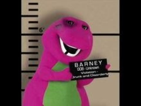 Barney hate song