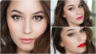 Affordable Prom & Graduation Makeup Tutorial