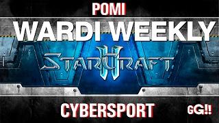 WardiTV Weekly S1 Finals 20.02.2017 - группа A Pomi
