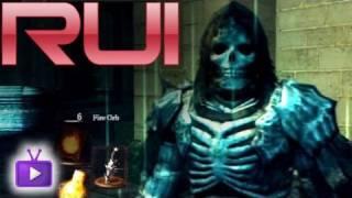 ★ Dark Souls - Darkwraith Armor, Ninja Flip Ring, Gwynevere's Demise - WAY➚