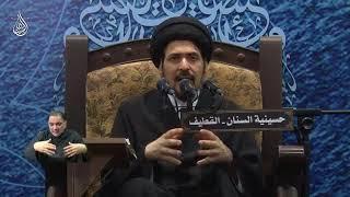 السيد منير الخباز - ركائز النظام