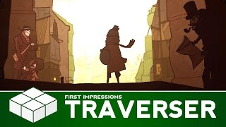 Traverser | PC Gameplay & First Impressions