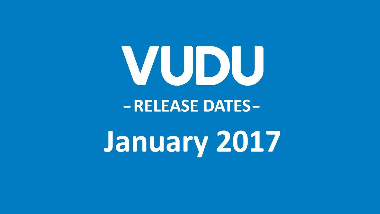 Vudu release dates in Australia