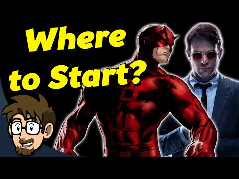 Where to Start Reading Daredevil! - Comic Drake