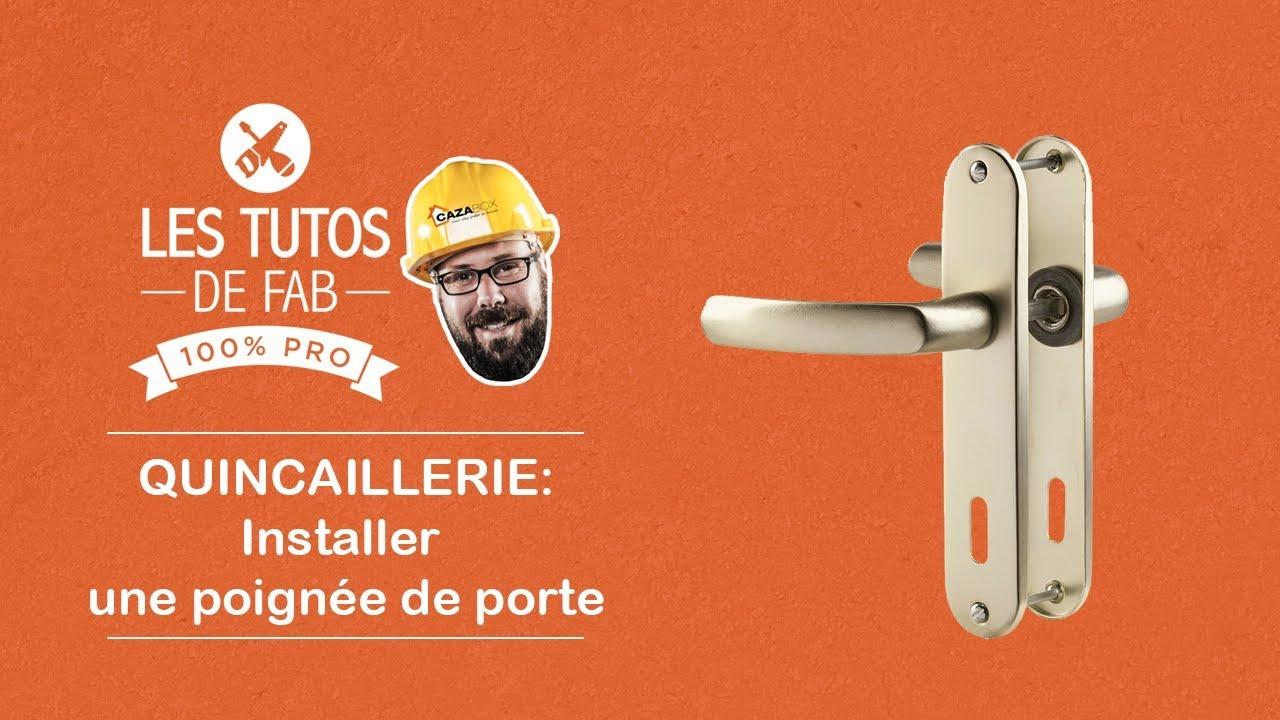 Tuto De Fab Installer Une Poignée De Porte