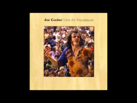 Joe Cocker - Live At Woodstock '69 [Full Concert]