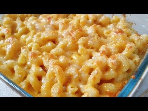 Rezept: Mac and Cheese  ganz einfach selber machen / How to make MACARONI & CHEESE