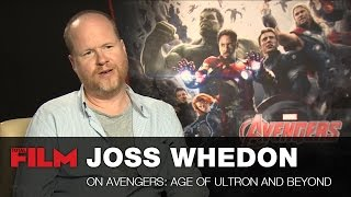 Joss Whedon On Avengers: Age Of Ultron And His Marvel Future